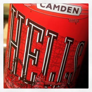 Camden Hells: great design, right size. It all feels, well, right.