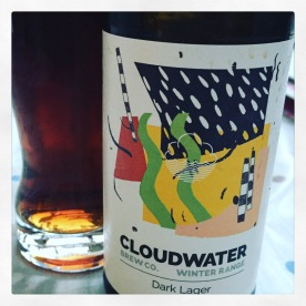 Cloudwater Dark Lager